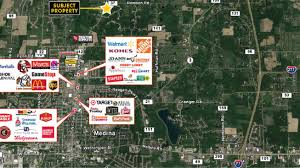 Map Of Medina Ohio by 33 Acres Of Land Land Pearl Road Medina Oh 44256 Crexi Com