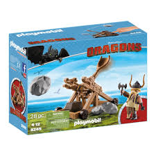 dragons for children playmobil dreamworks dragons gobber 9245 12 00 hamleys for