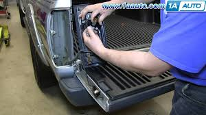 nissan frontier xe 2008 how to install change taillights and bulbs 1998 04 nissan frontier