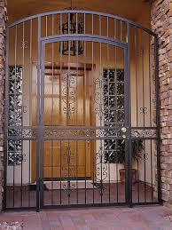 Steel Exterior Security Doors Entry Enclosures Galleries Steel Shield Security Doors More