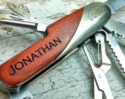 personalized swiss army knife swiss army knife etsy