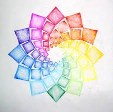elements of grade six geometry google color wheel color