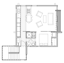 floor plan concept cube house architecture small plans home 10x10x10 floor planmodern