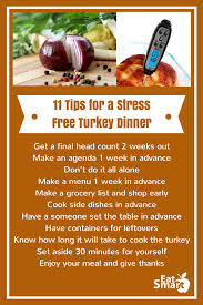 thanksgiving survival guide 11 tips for a stress free turkey