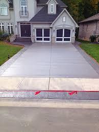 Color Concrete Patio by Best 25 Concrete Driveways Ideas On Pinterest Stained Concrete