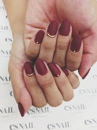 best 25 red matte nails ideas on pinterest matt nails maroon