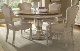 Farmhouse Round Kitchen Table by Distressed Kitchen Table Large Size Of Dining Tablesround Dining