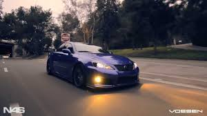 lexus sports car isf lexus is f on 20 u0027 u0027 vossen vvs cv7 concave wheels rims youtube