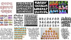 imagenes para dibujar letras graffitis las mejores aplicaciones para aprender a dibujar graffitis insat