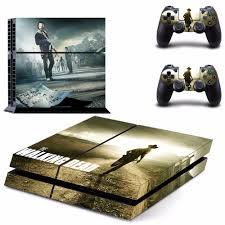Home Design Games Ps4 Aliexpress Com Buy The Walking Dead Twd 2 Design Ps4 Skin Decal
