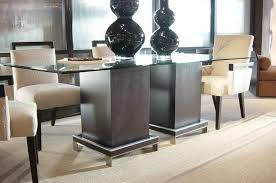 Pedestal Bases For Dining Tables Dining Table Gallery Of Marvelous Design Of Pedestal Bases For