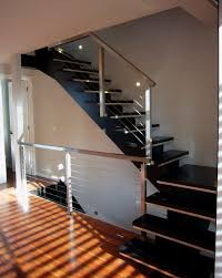 Stainless Steel Banisters Stainless Steel Balustrade Eric Jones Stairs