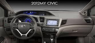 Honda Civic 2010 Interior 2012 Honda Civic No Really It U0027s The All New 9th Generation Civic
