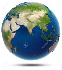 Ocean Map World by World Map Indian Ocean Stock Photo Picture And Royalty Free