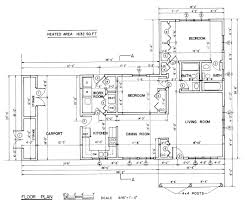 Contemporary Floor Plans For New Homes 1950 Ranch House Plans Style For Homes Home Designs Lrg Impressive