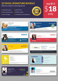Html Email Template Responsive by Best 25 Html Email Signature Ideas On Pinterest Email