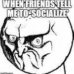 No Meme Generator - no rage face meme generator imgflip
