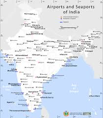 Map Of India Cities Air Map Of India You Can See A Map Of Many Places On The List On