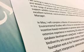 cover letter writing yale of forestry u0026 environmental studies
