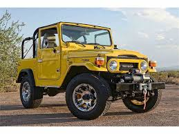vintage toyota 4x4 classic toyota fj cruiser for sale on classiccars com pg 3