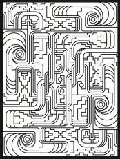 12 pics of trippy coloring pages graffiti trippy designs