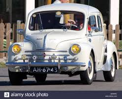 1960 renault dauphine 1960 renault 4 stock photo royalty free image 53030444 alamy