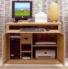 Small Bureau Desk by Hidden Desk Furniture Home Design
