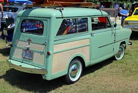 crosley car file 1951 crosley station wagon rear right turquoise jpg