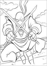 ninja turtles coloring pages animated cartoons 2014 2015
