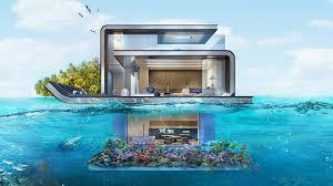 Bill Gates Aquarium In House by Next Level Underwater Villas Are Making Waves Cnn Style