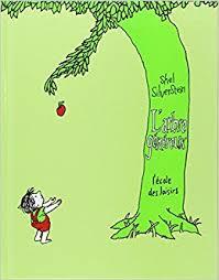 l arbre genereux the giving tree edition shel