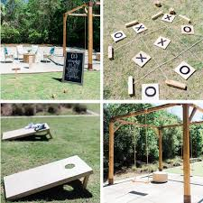 garden party wed wedding event design