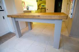 Solid Pine Table Village Green Dining Tables