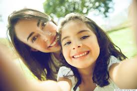 watch what your daughter hears when you criticize yourself