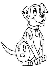 7 gorgeous 101 dalmatians coloring pages ngbasic