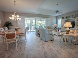 cottage living room with hardwood floors u0026 ceiling fan in the