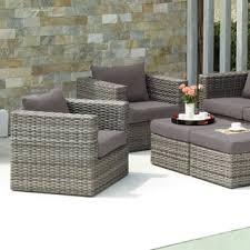 chair u0026 ottoman sets patio furniture shop the best outdoor