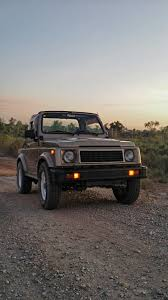 1988 Suzuki Samurai 4 4 Soft Top Convertible For Sale