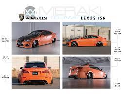 lexus isf front bumper for sale sale master exterior body kit thread aimgain lexon toms wald