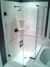 Cleaning Soap Scum From Glass Shower Doors Best Glass Shower Door Cleaner How To Remove Shower Doors Wondrous