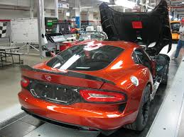 Dodge Viper Orange - so where are the pictures of stryker orange