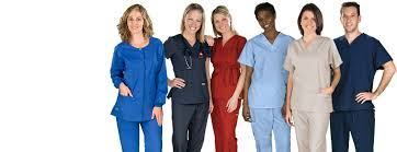 do i to wear scrubs during nursing school