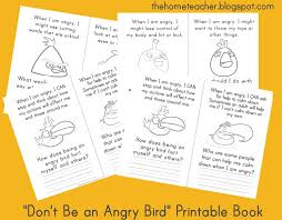 don u0027t be an angry bird free printables the home teacher