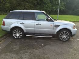 range rover silver 2008 range rover sport hse silver black leather u0027 px swap why