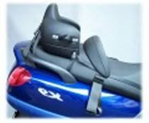 siege enfant moto trouver un siège pour transporter un enfant sur un scooter