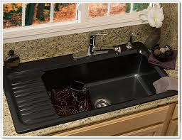 Single Kitchen Sinks by Kitchen Sinks With Built In Drainboards Google Search Kitchen