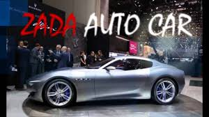 maserati alfieri black 2016 maserati alfieri reviews concept and price youtube