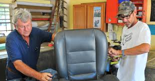 Car Seat Upholstery Repair Melbourne Business Spotlight A U0026 E Auto Upholstery And Canvas