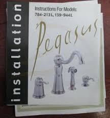 pegasus kitchen faucet repair pegasus kitchen faucet repair manual beautiful lovely pegasus