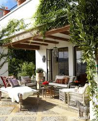 garden seating area home outdoor decoration